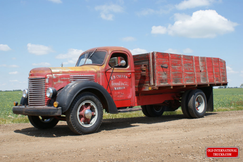 1946 K-6 PRETTY CLEAN FOR AN OLD TRUCK